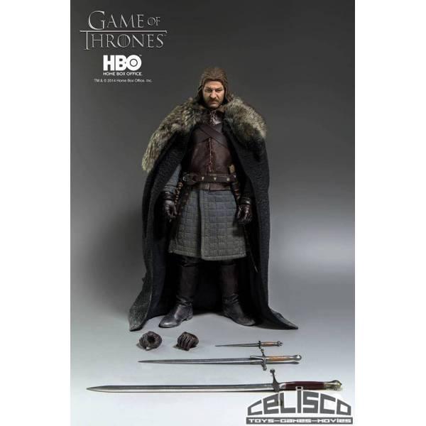 Game of Thrones Action Figure 1/6 Eddard Stark 32 cm