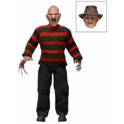 A Nightmare on Elm Street 2 Retro Action Figure Freddy Krueger 20 cm
