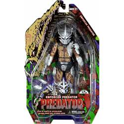 Predators Action Figures 18 cm Series 12 Enforcer Predator (Predator: Bad Blood)