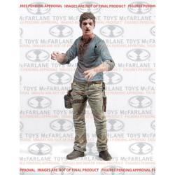 Mcfarlane Toys The Walking Dead: Series 7.5 - Flu Walker AF