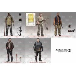 Mcfarlane Toys The Walking Dead: TV Series 8 Asst.