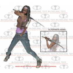 Mcfarlane Toys The Walking Dead TV: 10 inch Michonne Deluxe Figure