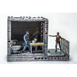 Mcfarlane Toys The Walking Dead TV series: Building Sets - Upper Prison Cell