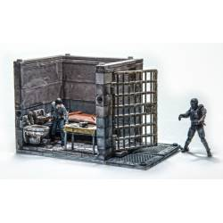 Mcfarlane Toys The Walking Dead TV series: Building Sets - Lower Prison Cell
