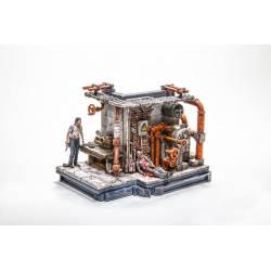 Mcfarlane Toys The Walking Dead TV series: Building Sets - Prison Boiler Room