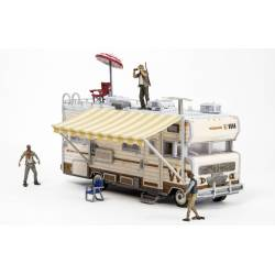 Mcfarlane Toys The Walking Dead TV series: Building Sets - Dale's RV