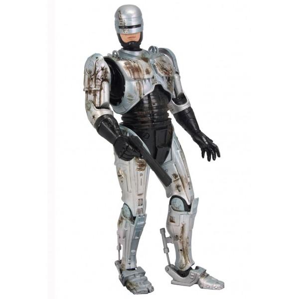 Robocop Action Figure Battle Damaged 18 cm