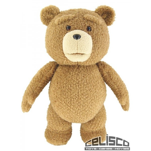 Ted Talking Plush Figure Unrated 60 cm