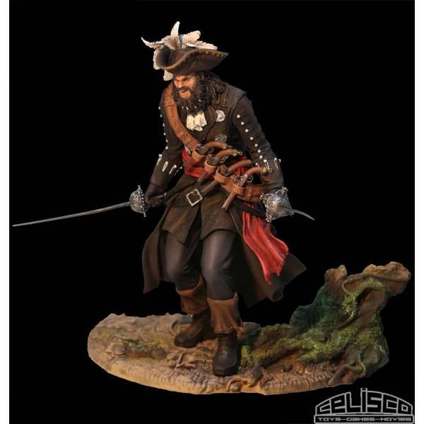 Assassin´s Creed IV Black Flag PVC Statue Blackbeard The Legendary Pirate 24 cm