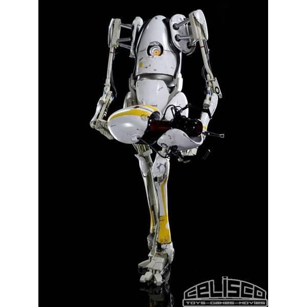 Portal 2 Action Figure 1/6 P-Body 30 cm