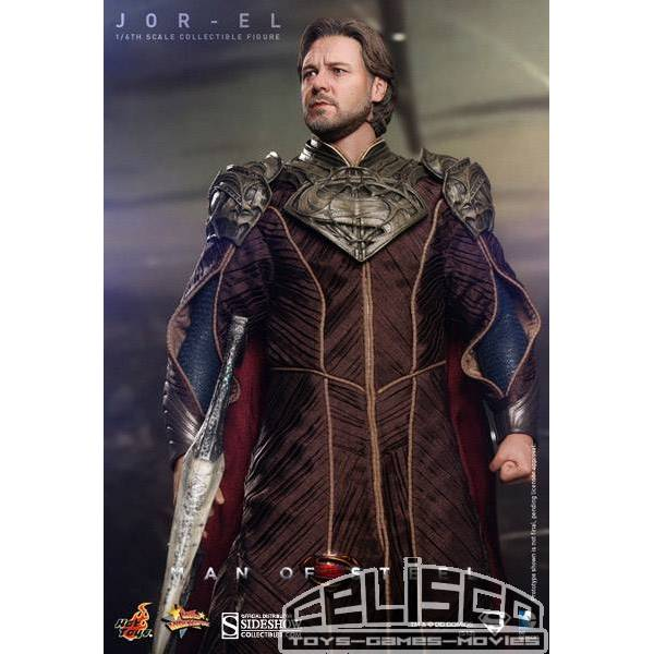 Man of Steel Movie Masterpiece Action Figure 1/6 Jor-El 30 cm