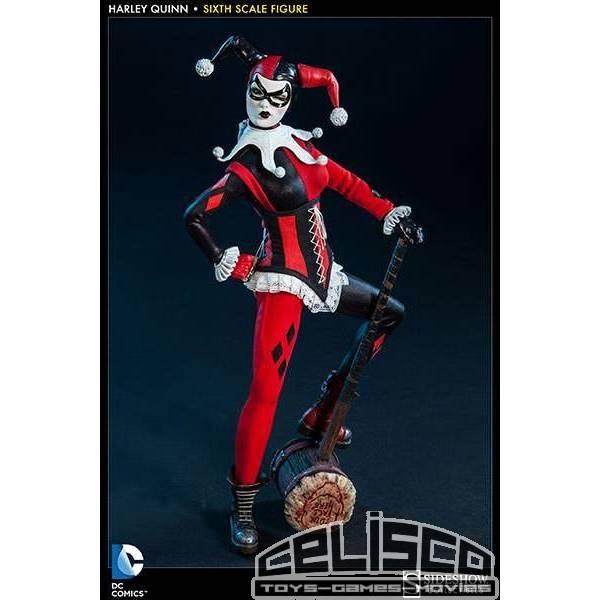 DC Comics Action Figure 1/6 Harley Quinn 30 cm