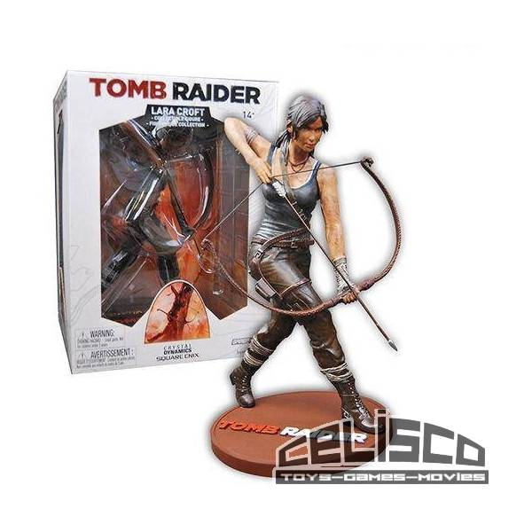 TOMB RAIDER - Figurine PVC Lara Croft 23 cm