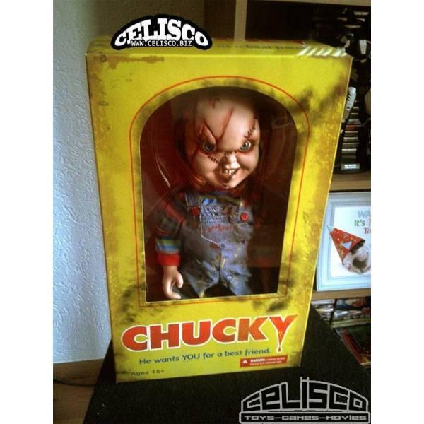 Child´s Play Mega Scale Action Figure 1/6 Chucky 38 cm