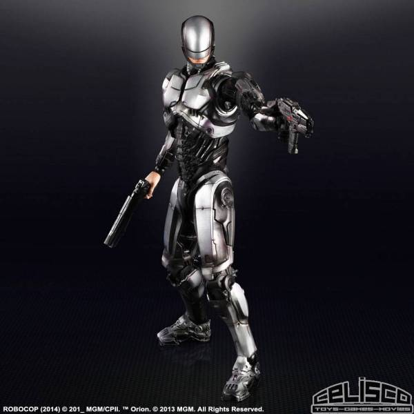 Robocop Play Arts Kai Action Figure Robocop 1.0 24 cm