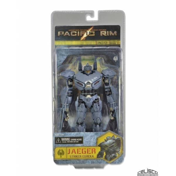 Pacific Rim Deluxe Action Figures 18 cm Series 2 - Striker Eureka