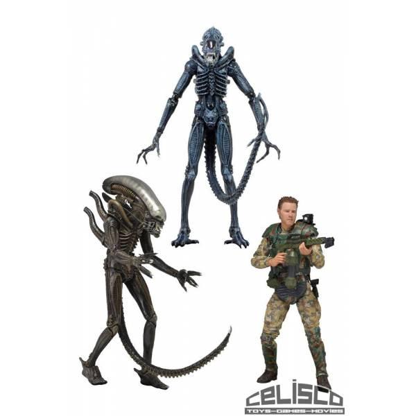 Aliens Action Figures 18 cm Series 2 Assortment