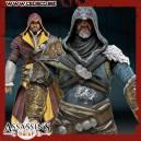 Assassin's Creed Action Figure 2-Pack Ezio Auditore Exclusive 18 cm
