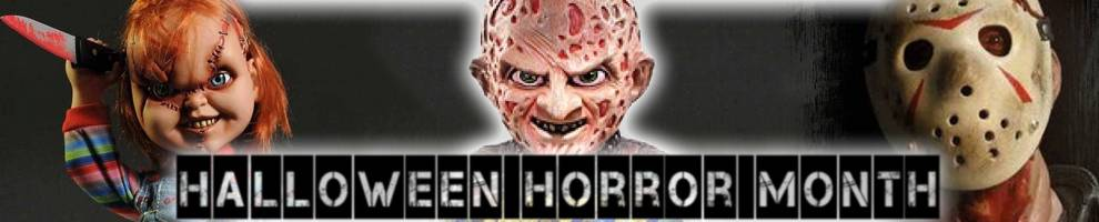 Halloween Horror Month - Collectibles, Actionfigures & more!